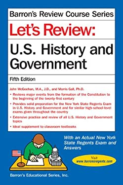Let's Review U.S. History and Government 9781438000183