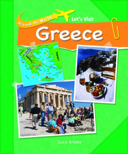 Let's Visit Greece 9781435830288