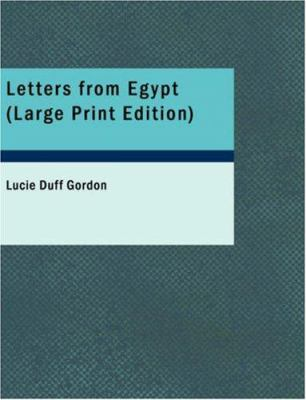 Letters from Egypt 9781434613615