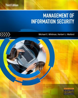 Management of Information Security 9781435488847