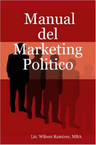 Manual del Marketing Politico 9781430319726