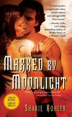 Marked by Moonlight 9781439168813