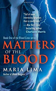 Matters of the Blood 9781439156742