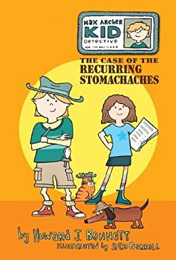 The Case of the Recurring Stomachaches 9781433811302