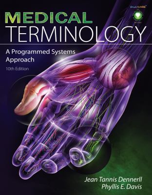 Medical Terminology: A Programmed Systems Approach [With CDROM] 9781435438897