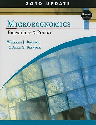 Microeconomics: Principles and Policy 9781439038994