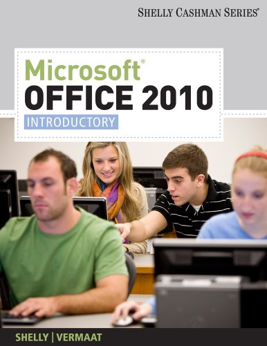Microsoft Office 2010: Introductory 9781439078402