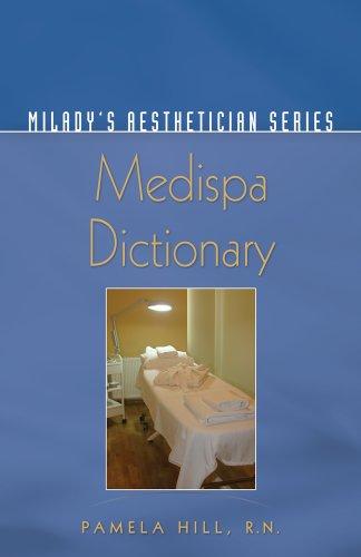 Medispa Dicitonary 9781439060285