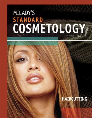 Milady's Standard Cosmetology: Haircutting 9781435400740