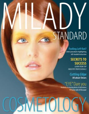 Milady Standard Cosmetology 9781439059302