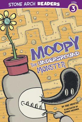 Moopy, the Underground Monster 9781434217455