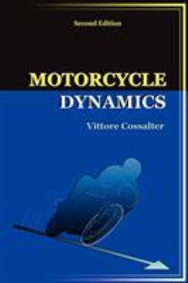 Motorcycle Dynamics 9781430308614