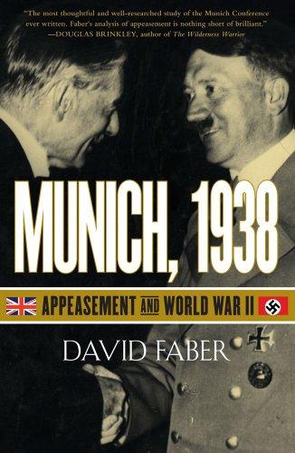 Munich, 1938: Appeasement and World War II 9781439132340