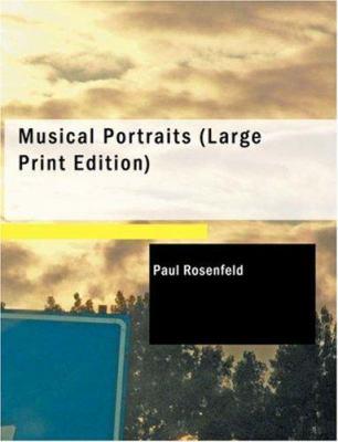 Musical Portraits 9781434632715