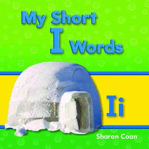 My Short I Words 9781433325649