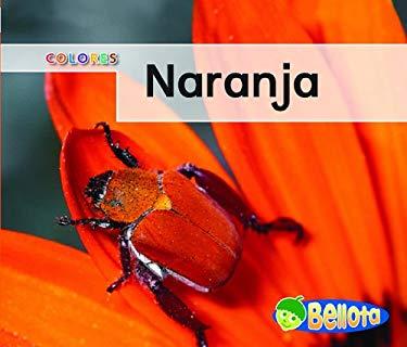 Naranja = Orange 9781432918880