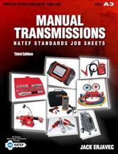 Natef Standards Job Sheets Area A3 6569646