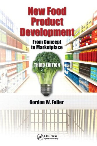 New Food Product Development: From Concept to Marketplace 9781439818640