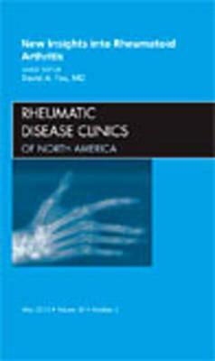 New Insights Into Rheumatoid Arthritis 9781437718706