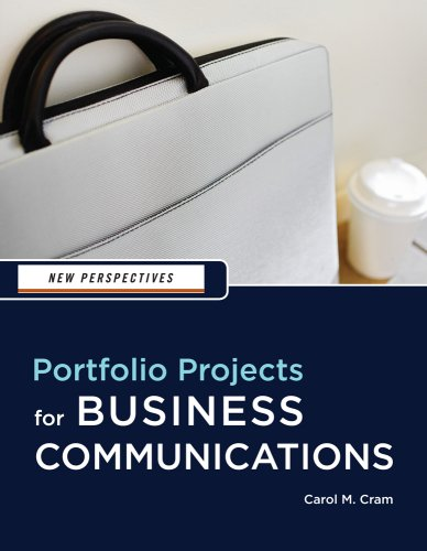 Portfoliio Projects for Business Communications 9781439037461