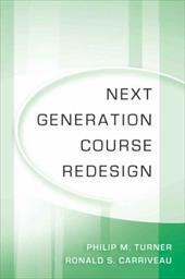 Next Generation Course Redesign 9952451