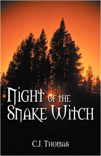 Night of the Snake Witch 9781432738075