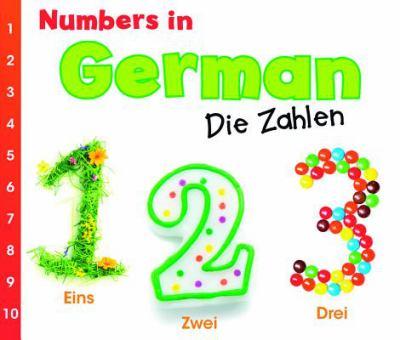 Numbers in German: Die Zahlen 9781432966812