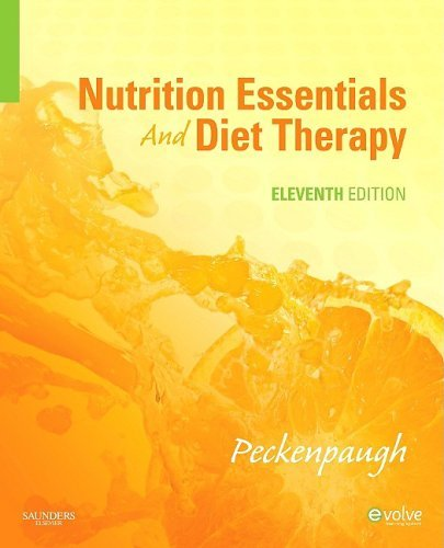 Nutrition Essentials and Diet Therapy 9781437703184