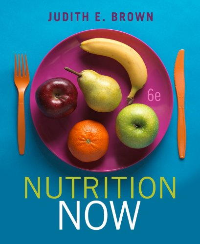 Nutrition Now [With Study Guide] 9781439049037