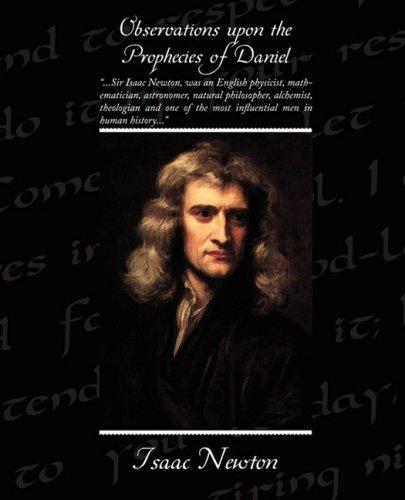 Observations Upon the Prophecies of Daniel 9781438505916