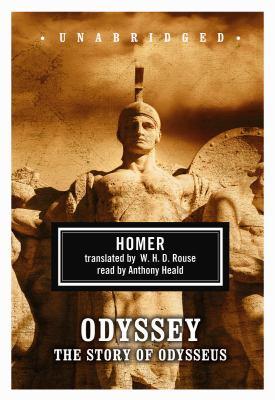 Odyssey: The Story of Odysseus 9781433289163