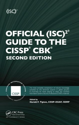 Official (ISC)2 Guide to the CISSP CBK 9781439809594