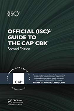 Official (Isc)2 Guide to the Cap Cbk , Second Edition 9781439820759