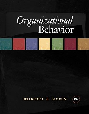 Organizational Behavior 9781439042250