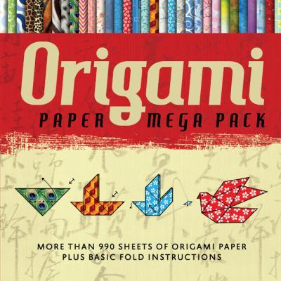 Origami Paper Mega Pack 9781435144804