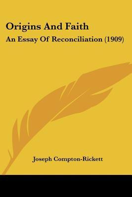 reconciliation essay