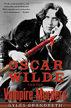 Oscar Wilde and the Vampire Murders 9781439153697