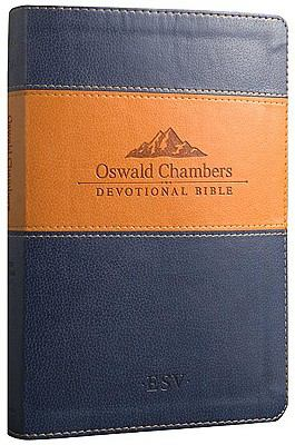 Oswald Chambers Devotional Bible-ESV 9781433501456