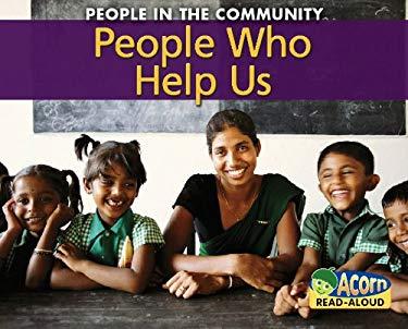 People Who Help Us 9781432933432