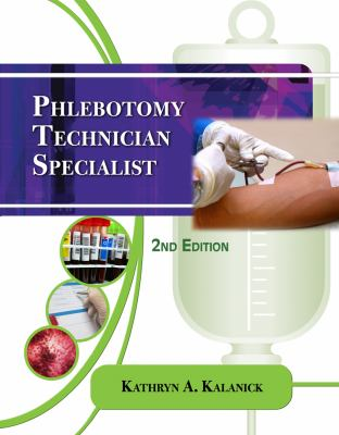 Phlebotomy Technician Specialist 9781435486447