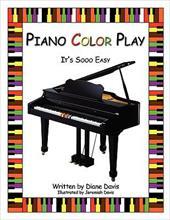 Piano Color Play: It's Sooo Easy 6545502