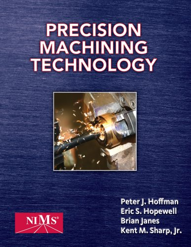 Precision Machining Technology 9781435447677
