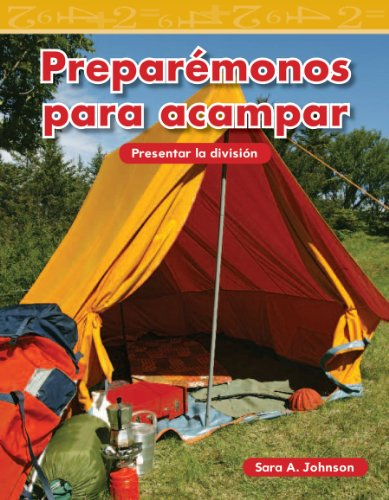 Preparemonos Para Acampar = Getting Ready to Camp 9781433327414