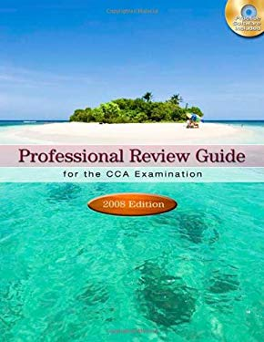Professional Review Guide for the CCA Examination [With CDROM] 9781435419346