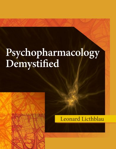 Psychopharmacology Demystified 9781435427877