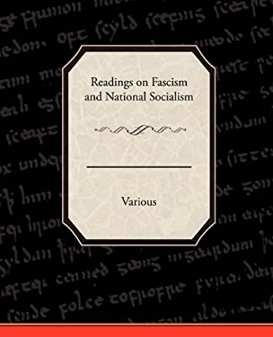 Readings on Fascism and National Socialism 9781438517292