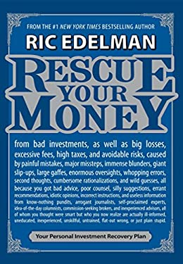 Rescue Your Money: Your Personal Investment Recovery Plan 9781439152904