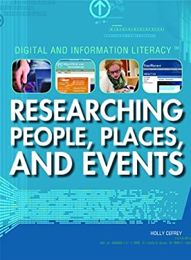 Researching People, Places, and Events 9781435853171