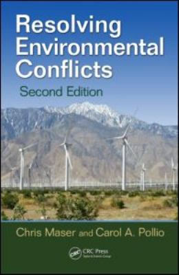 Resolving Environmental Conflicts 9781439856086