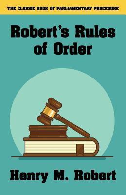 Robert's Rules of Order 9781434475459